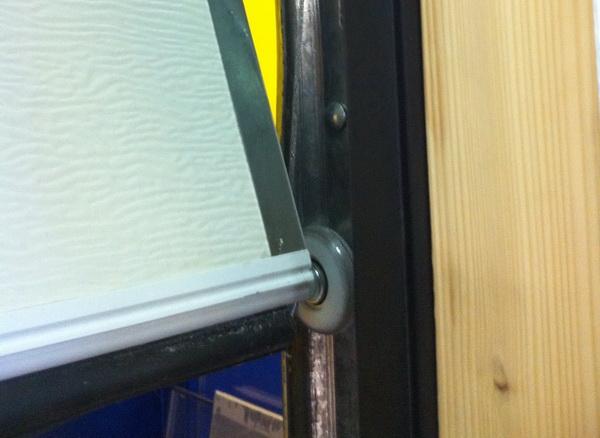 Joint pour porte de garage young planneur - Joint porte sectionnelle ...
