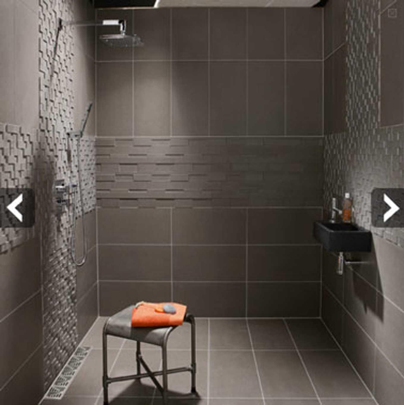 Frise salle de bain