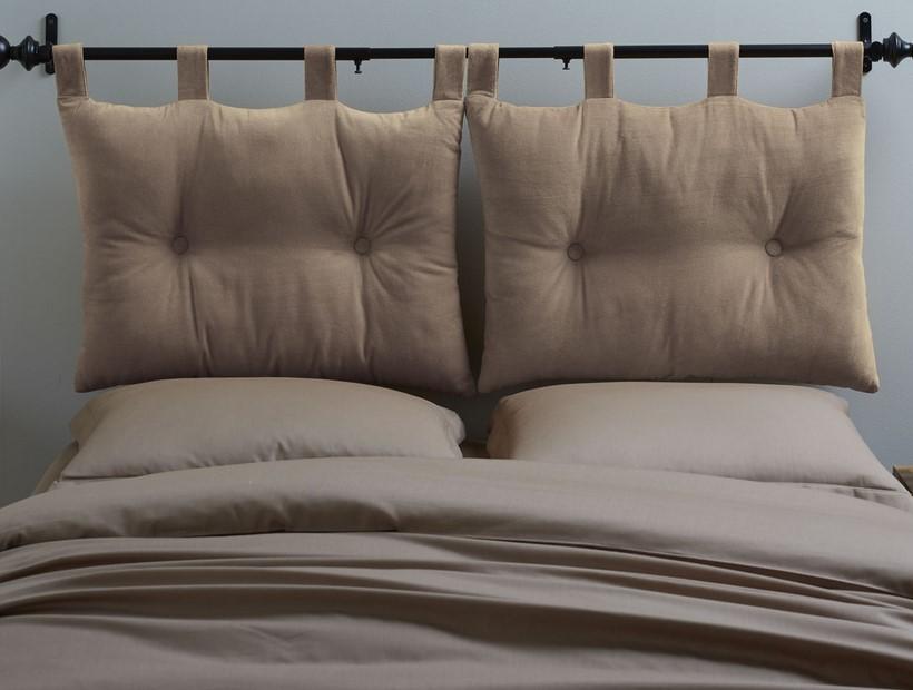 Coussin tete de lit
