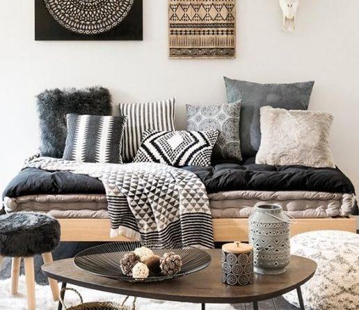 tapis salon maison du monde young planneur. Black Bedroom Furniture Sets. Home Design Ideas
