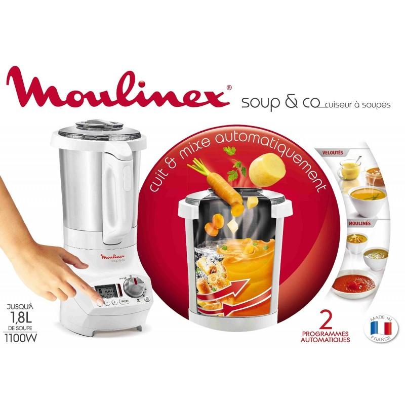 Soup and co panier vapeur