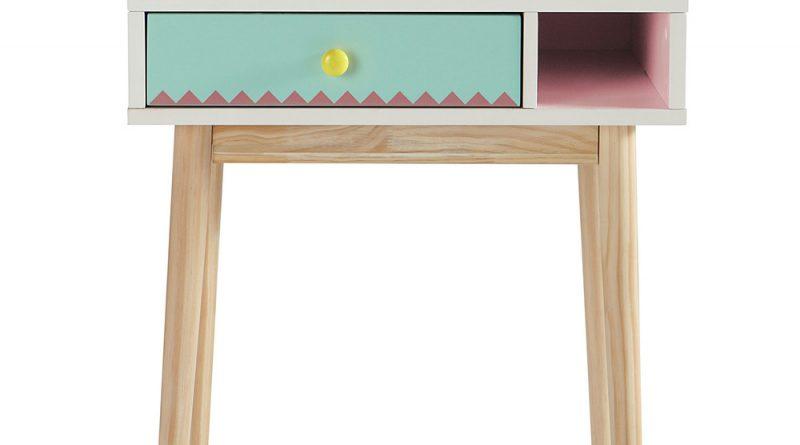 maison du monde bureau enfant young planneur. Black Bedroom Furniture Sets. Home Design Ideas