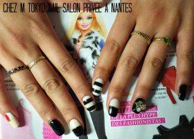 Modele ongle nail art