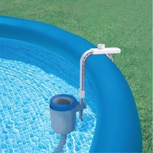 Skimmer piscine tubulaire