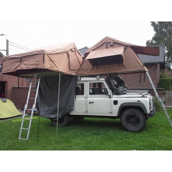 Tente de toit 4x4
