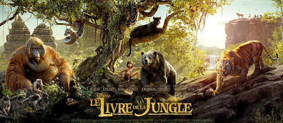 Qui a écrit le livre de la jungle