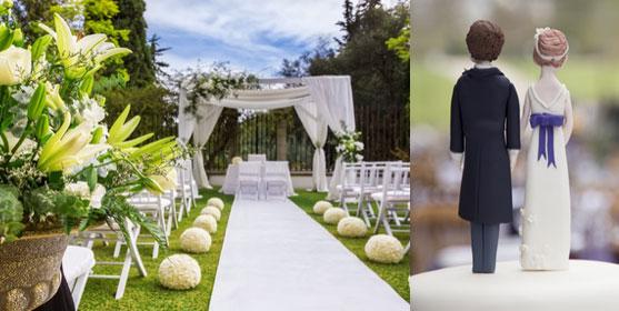 étapes pour organiser son mariage