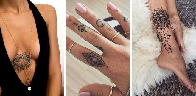 Idee Tatouage Main Femme Young Planneur