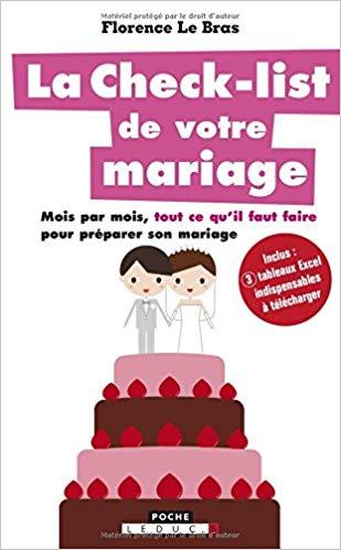 Listing mariage