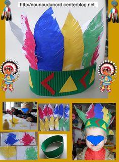 Activité manuelle carnaval bricolage carnaval