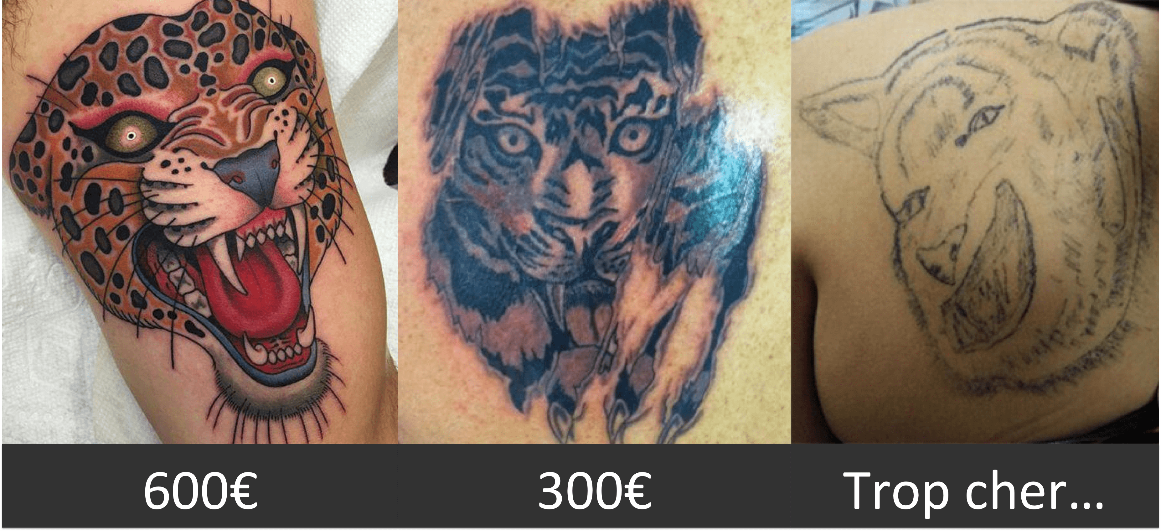 Devis tatouage en ligne