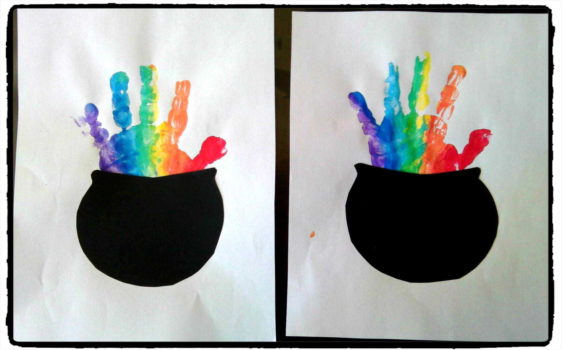 activité manuelle halloween 2 ans - young planneur