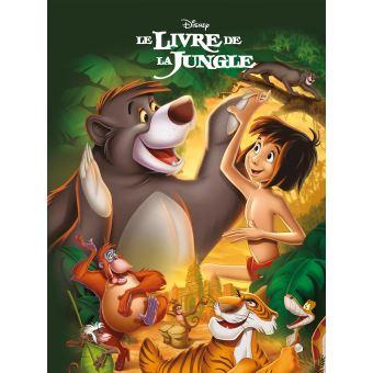 Histoire le livre de la jungle