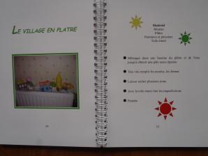 Livres activités manuelles maternelle
