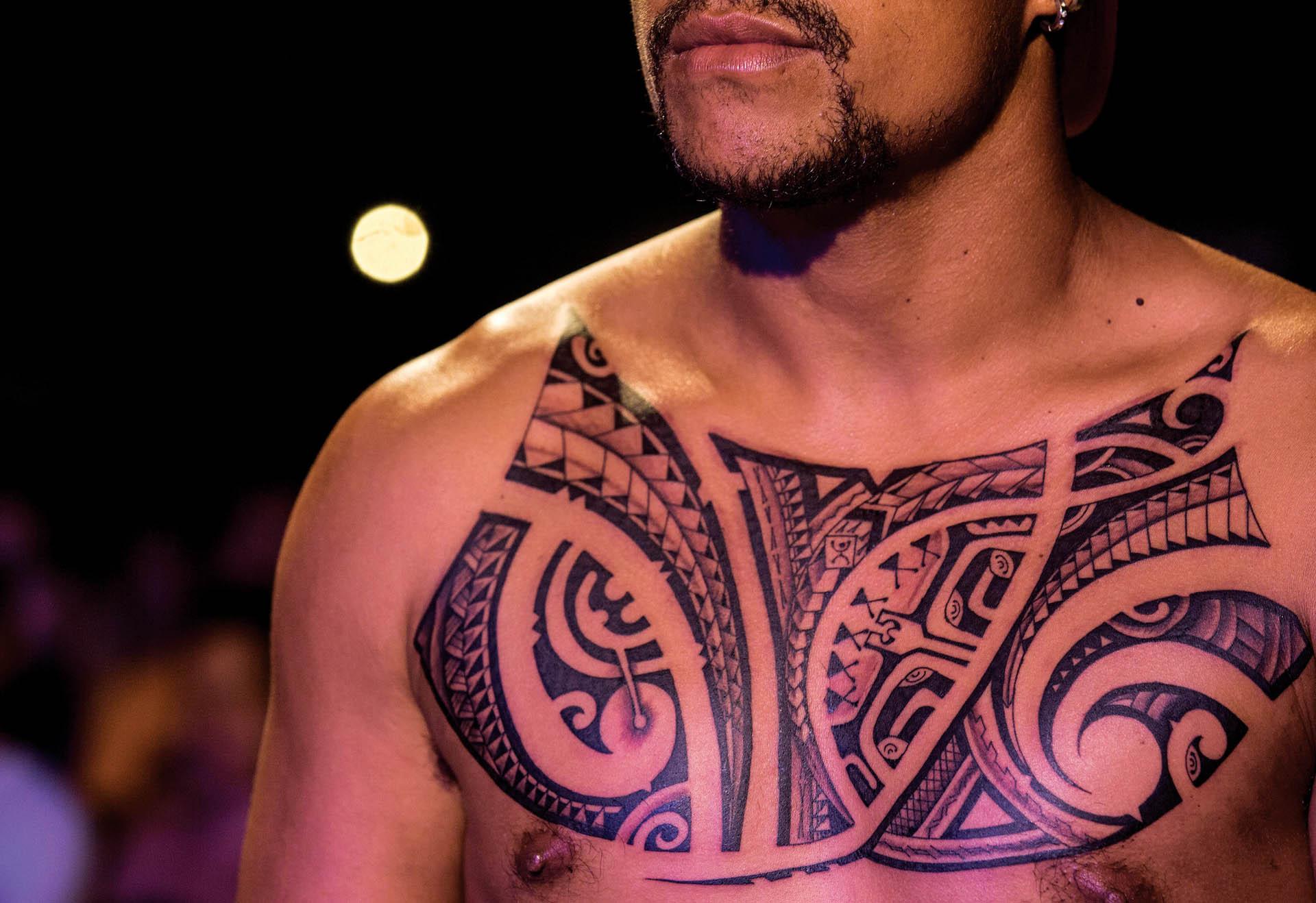 Tatoo homme 2016