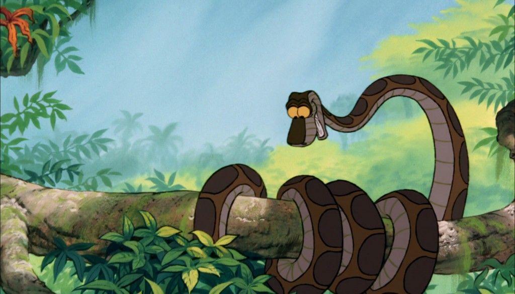 Personnage dans le livre de la jungle
