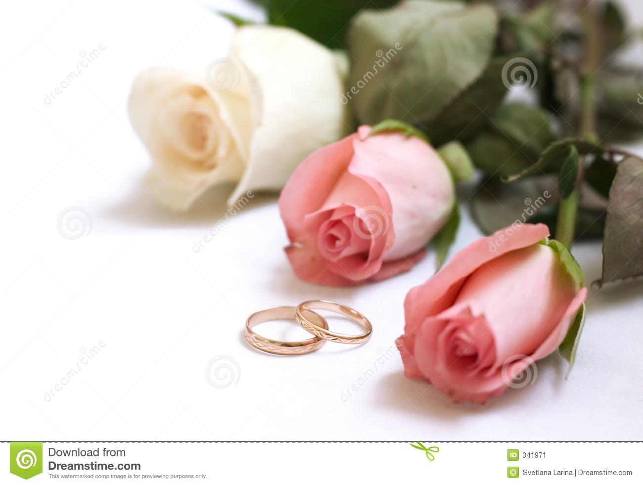 Image carte de mariage