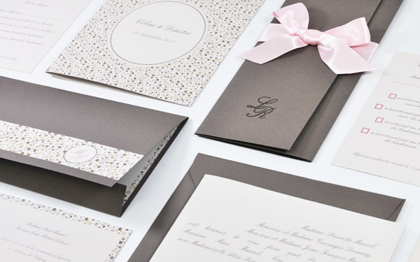 Imprimeur faire part mariage
