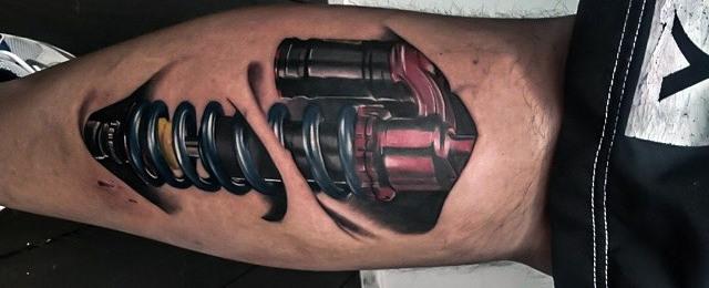 Tattoo masculin