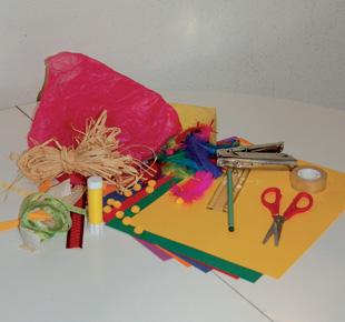 Atelier bricolage pour bebe