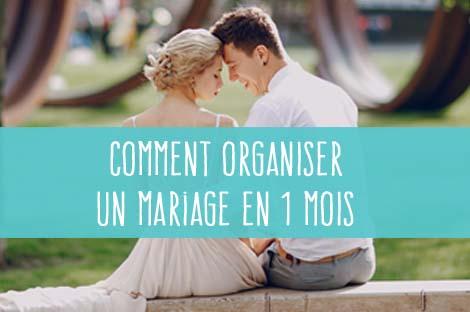 Comment organiser un mariage simple