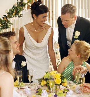 Organiser un mariage chez soi