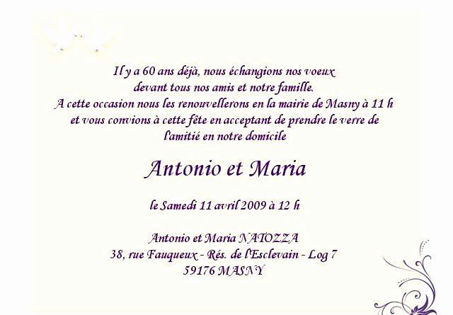 Texte Original Invitation Anniversaire